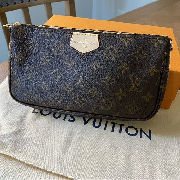 Louis Vuitton Handbags - SOLD Louis Vuitton Multi Pochette Large